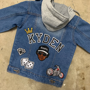 Boyz n the Hood Denim Jacket