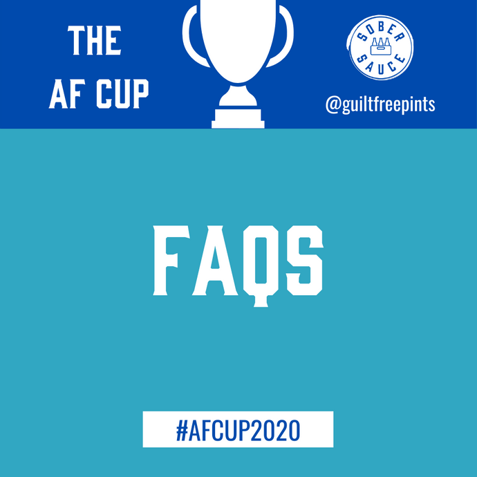 AF Cup 2020 - Frequently Asked Questions