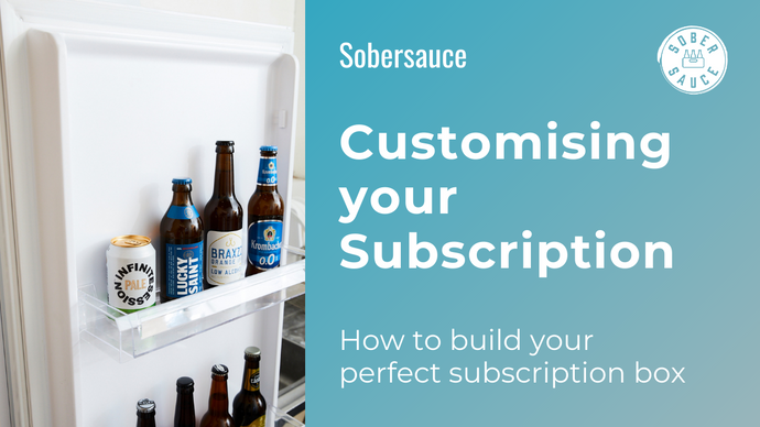 Customising your subscription