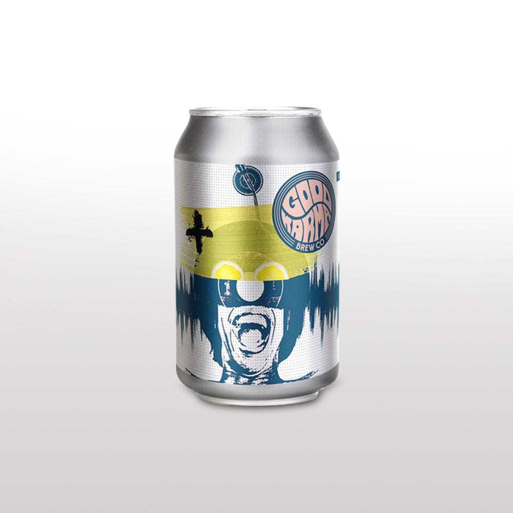 Good Karma Culture Shock Lemon Radler