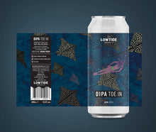 Load image into Gallery viewer, Lowtide - DIPA Toe In (440ml)
