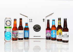 Discovery Subscription (8 beers). First box just £4.99 with code below.
