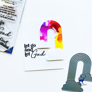 Be The Light Stamp Set
