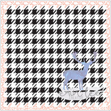 Load image into Gallery viewer, Houndstooth Stencil