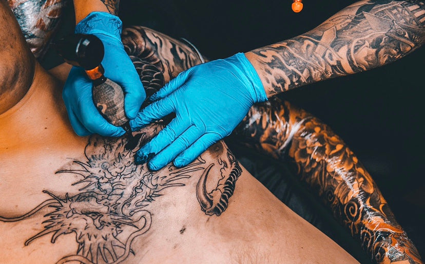 TKTX Tattoo Tips