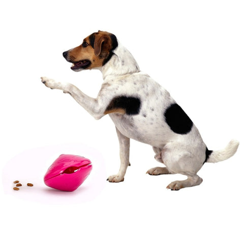 Pet Safe Bite Resistant Puzzle Toy IQ Training Leaking Food Ball For Dogs Durable Multifunctional Toy