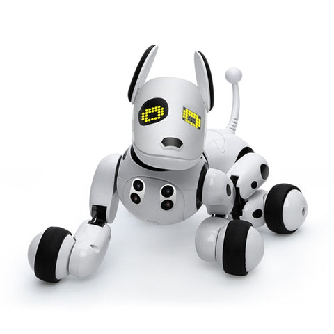RC Walking Robot Dog 2.4G Wireless Remote Control Smart Dog Electronic Pet Toy Educational Children's Toy kid Birthday Xmas Gift