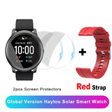 YouPin Haylou Solar Smart Watch IP68 Waterproof Sport Fitness Sleep Heart Rate Monitor Bluetooth LS05 SmartWatch For iOS Android