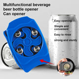 Can Opener  Beer Bottle Top Drafter Can Opener Multifunctional Tin Effortless Portable Kitchen Bar Tool Kitchen Tools Gadgets
