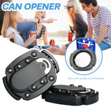 Multifunctional Can Opener Kitchen Opener Can Opener Go Swing Topless Beer Can Opener Beer Bottle Top Drafter