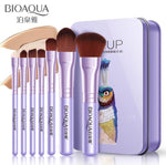 7pcs Makeup Brushes Set Women Facial make up Brush Face Cosmetic Beauty Eye Shadow Foundation Blush Tools