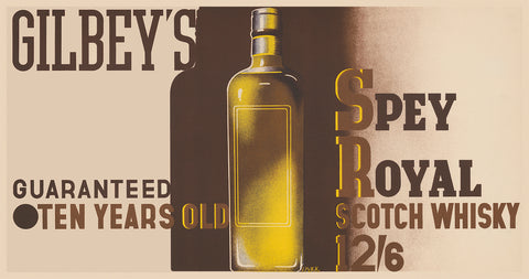 Gilbey's Spey Royal Scotch Whiskey (182)