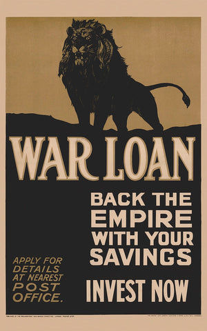 War Loan, Back the Empire With Your Savings (3)
