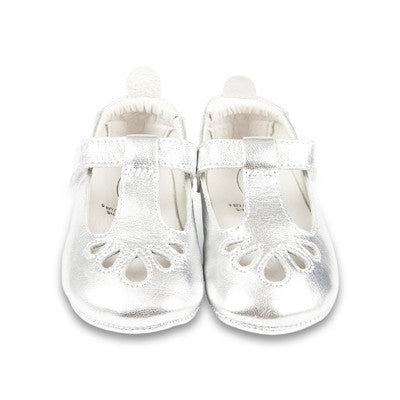 Old Soles T-Petal in Silver - Sweet Thing Baby & Childrens Wear