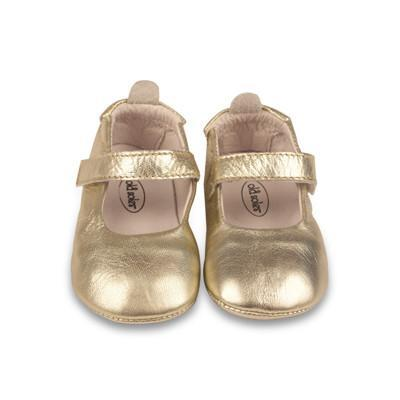 Old Soles Gabrielle in Gold - Sweet Thing Baby & Childrens Wear