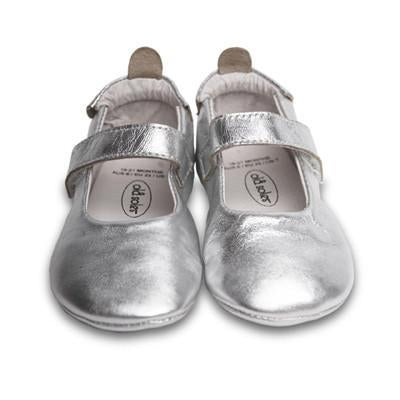 Old Soles Gabrielle in Silver - Sweet Thing Baby & Childrens Wear