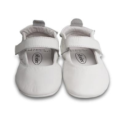Old Soles Gabrielle in White - Sweet Thing Baby & Childrens Wear