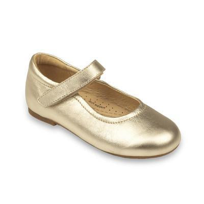 Old Soles Praline Shoes in Gold - Sweet Thing Baby & Childrens Wear