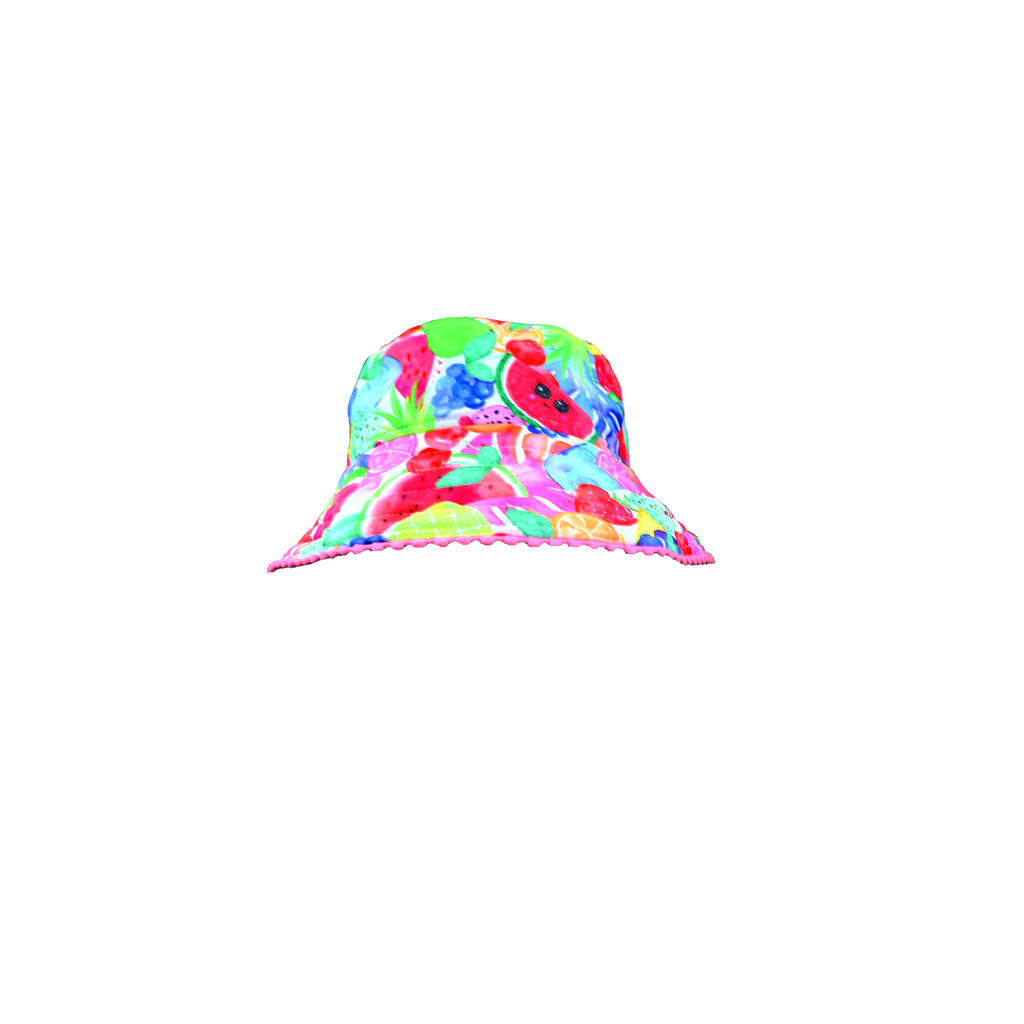 Salty Ink Miss Fruitti Reversible Sunhat