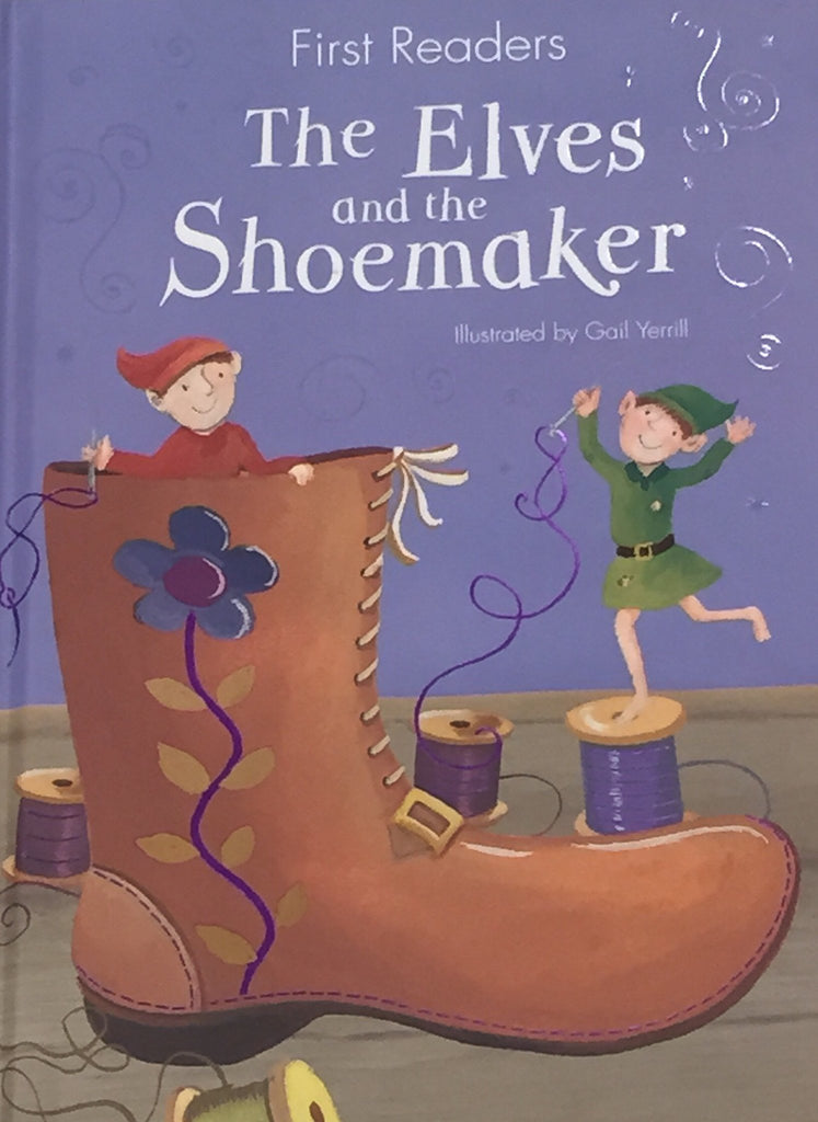 First Readers The Elves and the Shoemaker - Sweet Thing Baby & Childrens Wear