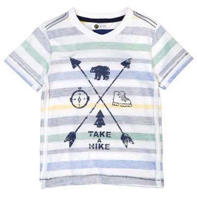 Petit Lem Stripe Tee - Sweet Thing Baby & Childrens Wear
