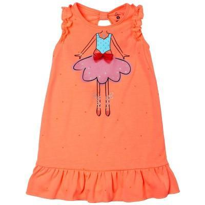 Petit Lem Melon Nightie - Sweet Thing Baby & Childrens Wear
