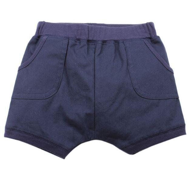 Bebe Hamish Mix Shorts YS16-172 - Sweet Thing Baby & Childrens Wear