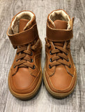 Old Soles Rap Distressed Tan - Sweet Thing Baby & Childrens Wear