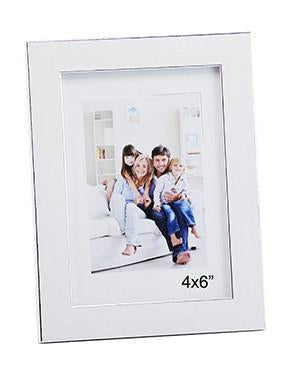 "Stylesetter Frame Silk - White  4 x 6"" - Sweet Thing Baby & Childrens Wear"