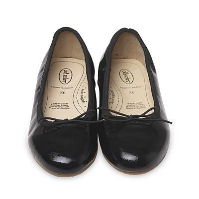 Old Soles Brulee Shoe in Black Patent - Sweet Thing Baby & Childrens Wear