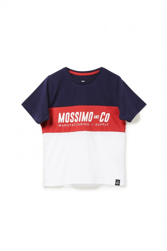 Mossimo- Kids Sunset Tee