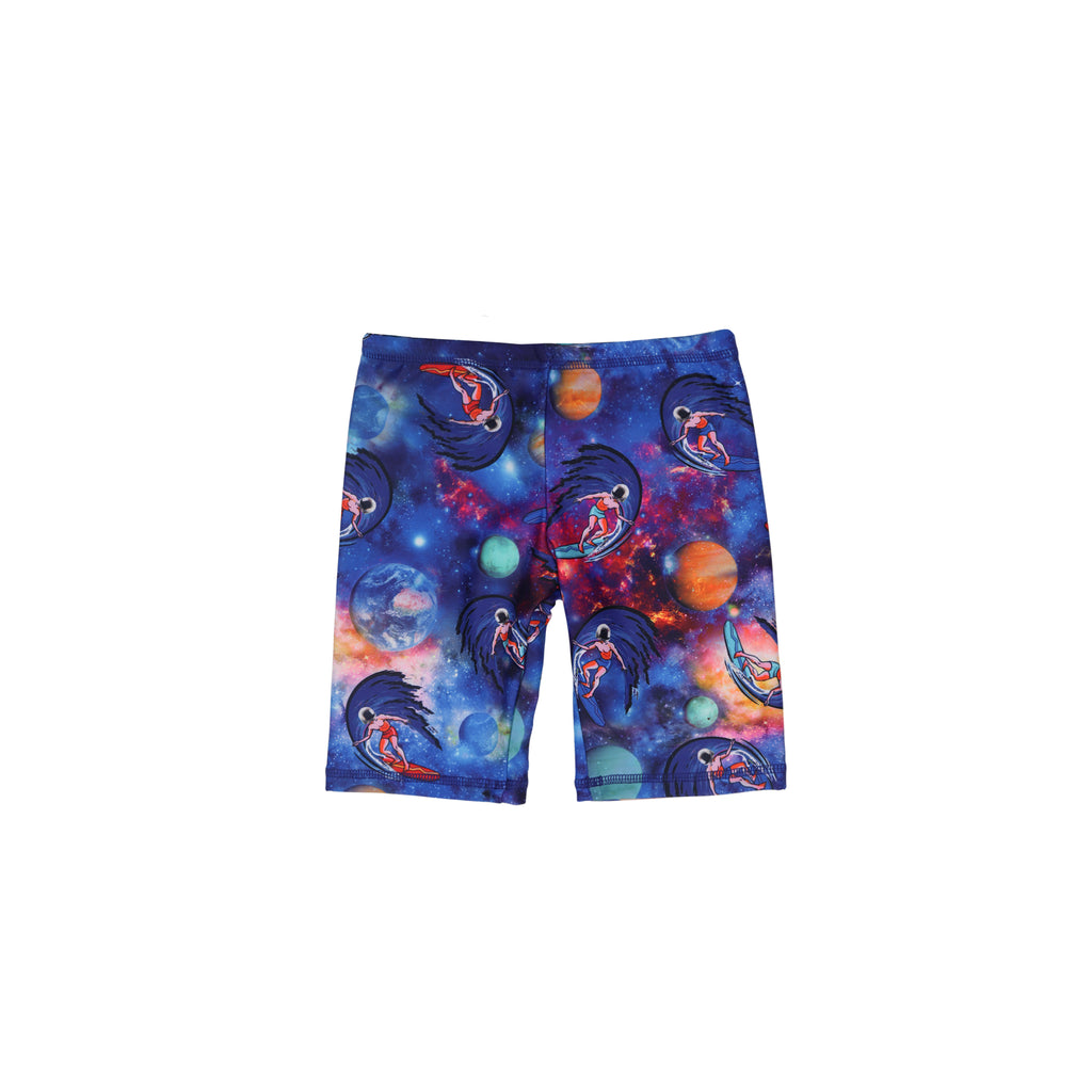 Salty Ink Space Surfer Jammer (Size 0-7)