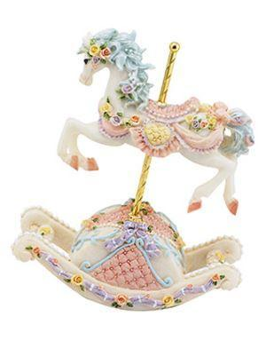 StyleSetter Musical Rocking Horse-Rose-20cm - Sweet Thing Baby & Childrens Wear