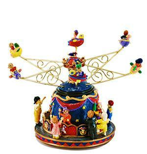 "StyleSetter Carousel Musical Flying Planes 9"" - Sweet Thing Baby & Childrens Wear"