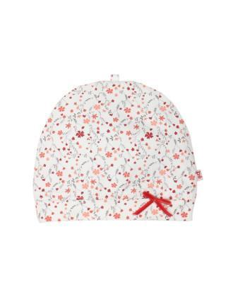 Bebe Lorna Print Beanie With Band