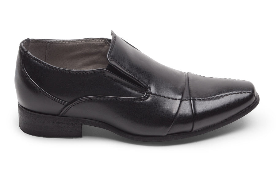 Julius Marlow Ben Shoe in Black - Sweet Thing Baby & Childrens Wear