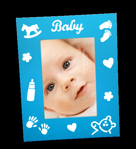 "Angel Giftwares P.F. Baby, Blue, 6"" - Sweet Thing Baby & Childrens Wear"