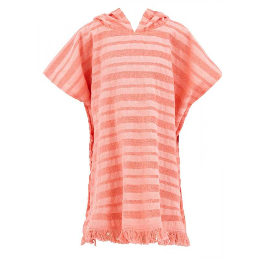Seafolly Girls Turkish Kaftan - Rose Pink