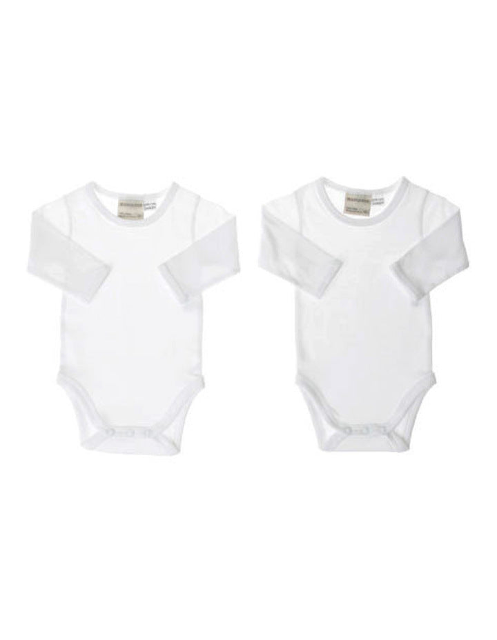 Marquise L/Sleeve 2 Pack Bodysuit