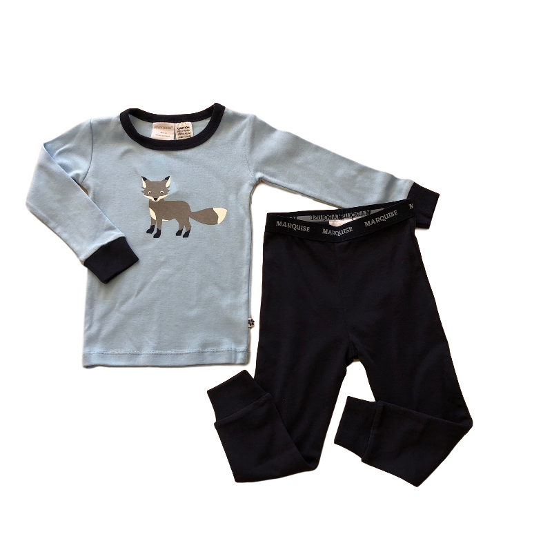 Marquise Fox PJ's - Blue