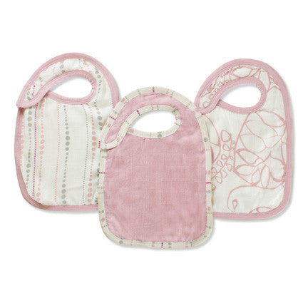 Aden & Anais tranquility Bamboo Snap Bibs - Sweet Thing Baby & Childrens Wear