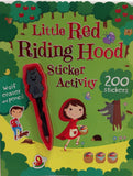 Little Red Riding Hood Sticker Activity Book - Sweet Thing Baby & Childrens Wear