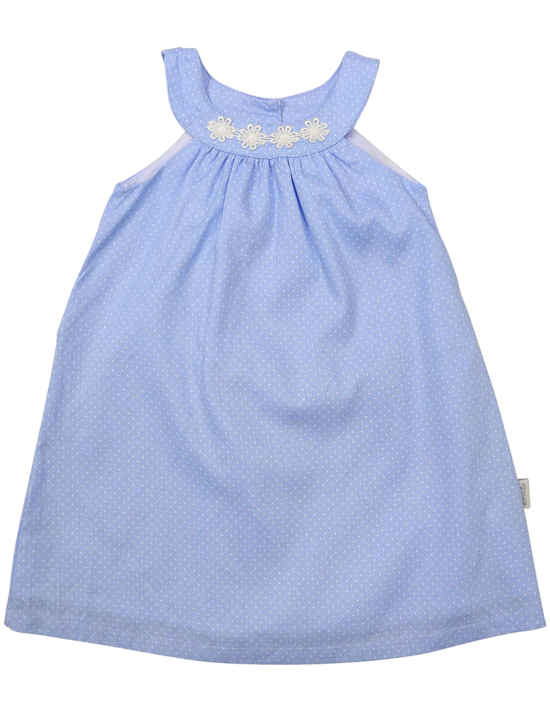 Korango Daisy Dress - Blue