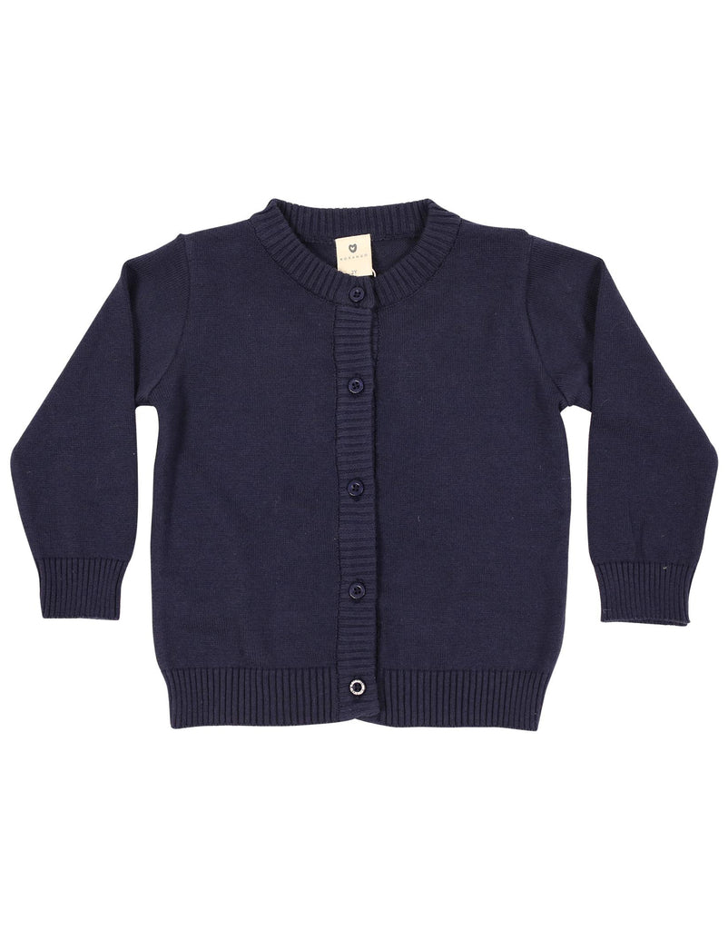 Korango Standing out from the Crowd Cardigan - Navy