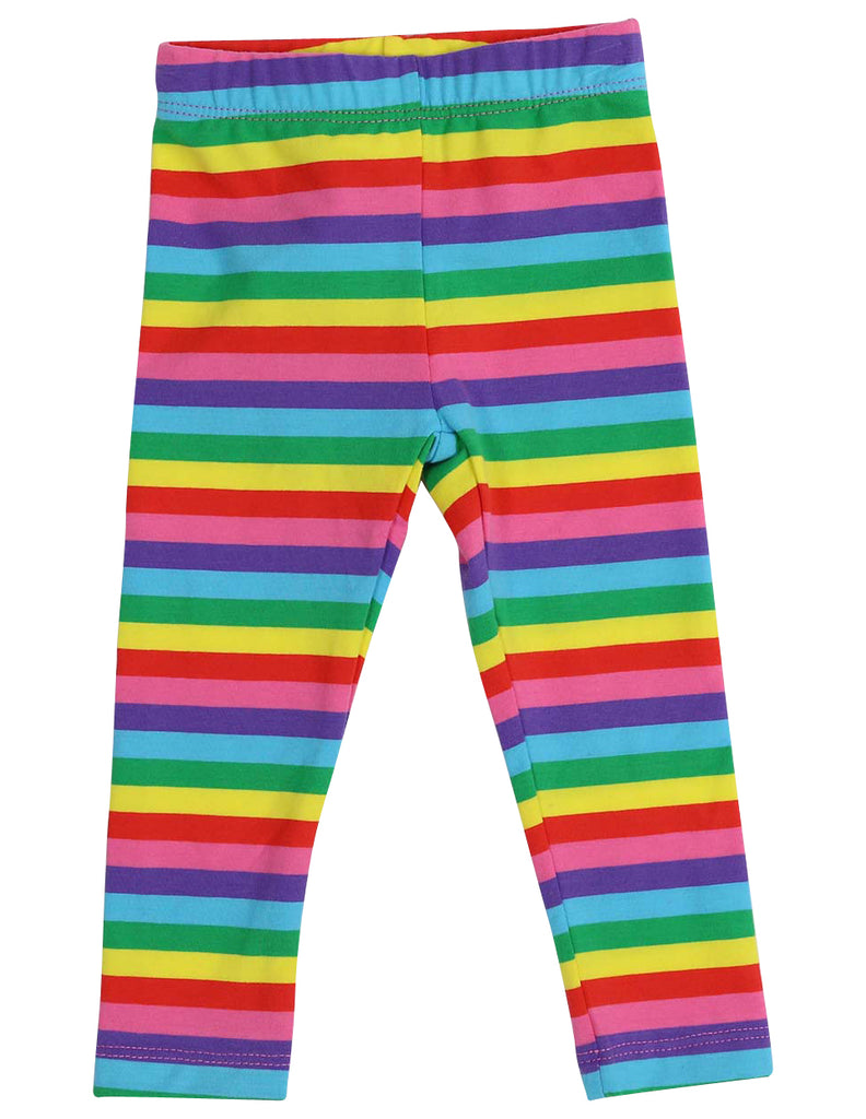 Korango Standing Out from the Crowd Legging - Rainbow