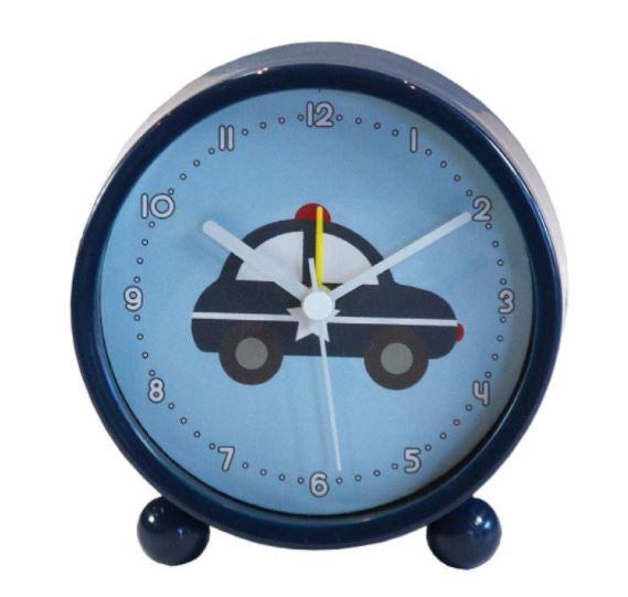Bobble Art Alarm Clock - Cars