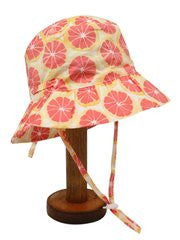 Bebe Hattie Grapefruit Sunhat - Sweet Thing Baby & Childrens Wear