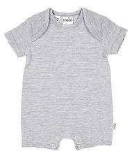 Toshi Baby Romper - Blush (Size 00-1)