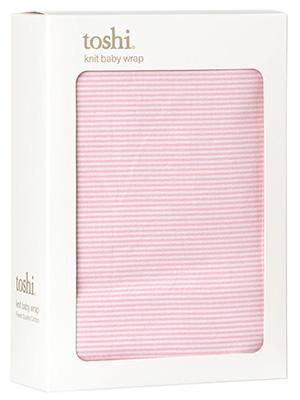 Toshi Wrap Knit Sleepytime in Blush