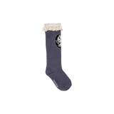 Rock Your Kid Cameo Frill Socks in Grey